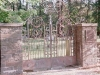 Stoutenburgh Family Cemetery Gates