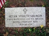 Peter Stoutenburgh Revolutionary War Grave