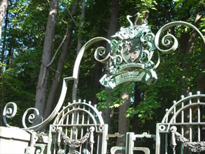 Stoutenburgh Cemetary Gates