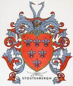Stoutenburgh Crest by Thomas Rawlings