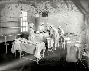 Washington Asylum Hospital: 1915